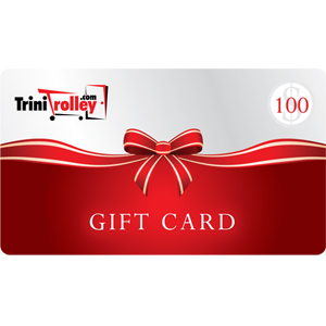 TriniTrolley Gift Card ($100, $200, $300, $500)