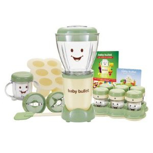 Baby Bullet Complete Baby Care System (20 piece set)