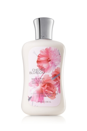 Bath & Body Works Cherry Blossom 3FLOZ/88ML Body Lotion