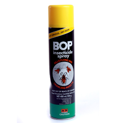 Bop Insecticide Spray - 400ml/256g