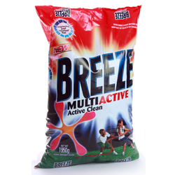 Breeze Multi Active Active Clean - 1950g
