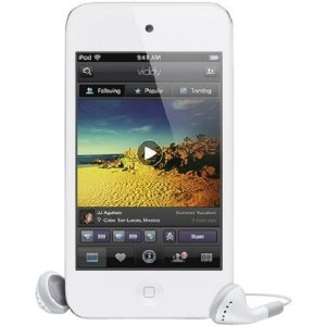 Apple iPod touch 16GB White (4th Generation) (Old Model)
