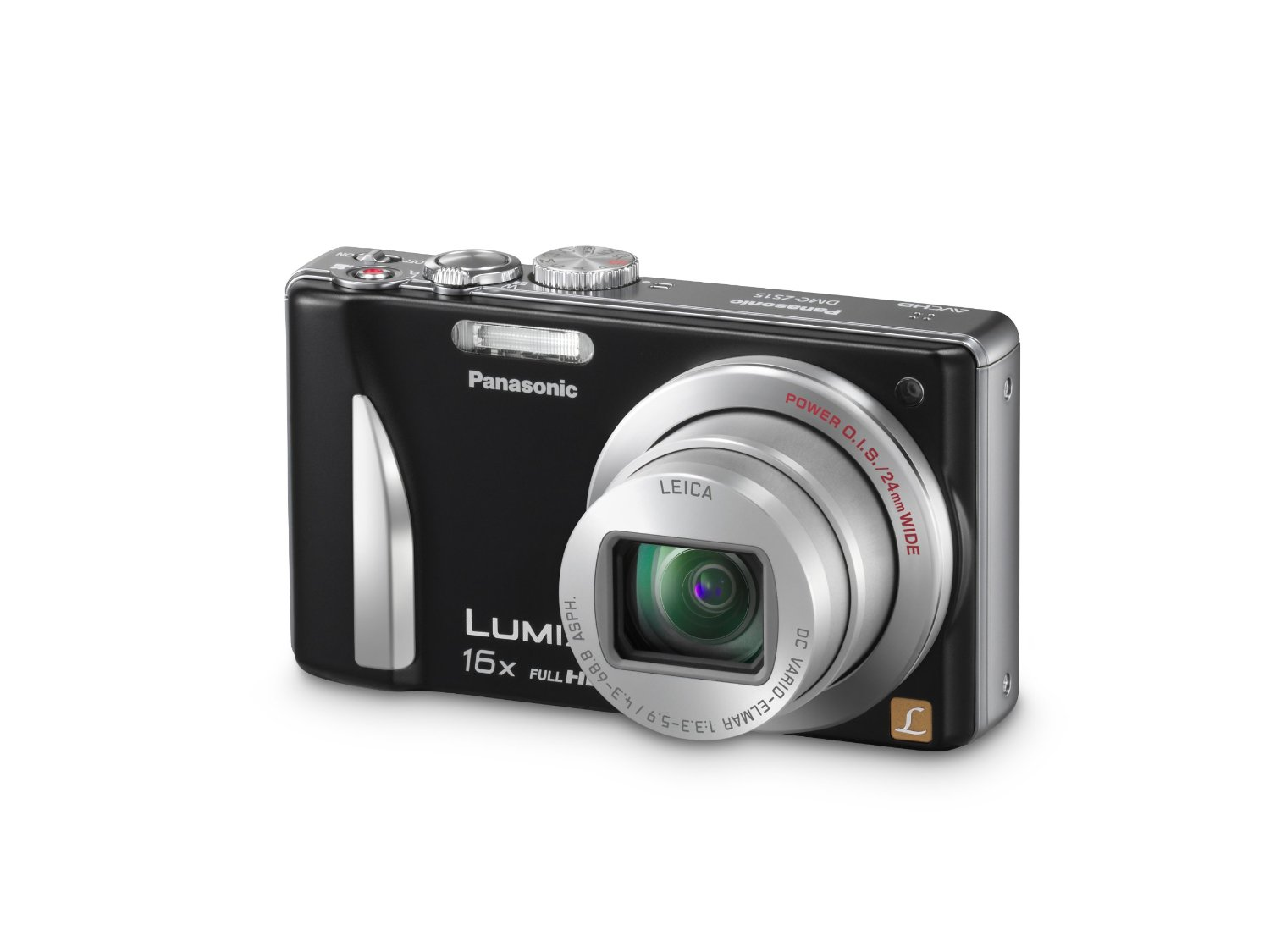 Panasonic Lumix DMC-ZS15 Camera (Black) (New)
