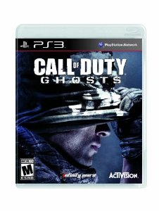 Call of Duty: Ghosts - Playstation 3 (PS3)