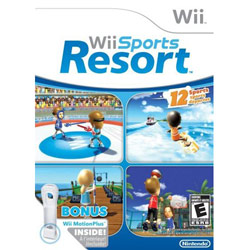 Wii Sports Resort (includes Wii MotionPlus)