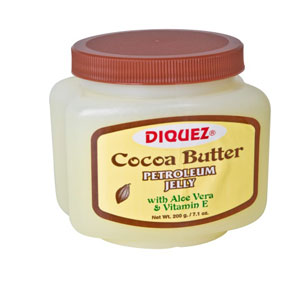 Diquez Petroleum Jelly Cocoa Butter 200g