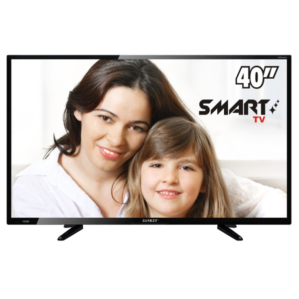 SANKEY 40 INCH LED SMART HDTV (Rent to Own)