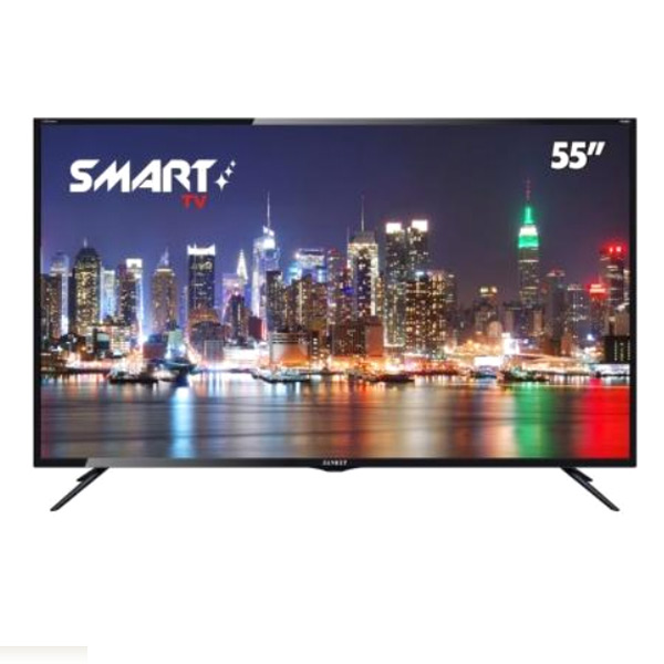 "Sankey 55"" LED Smart HDTV Television (Rent to Own)"