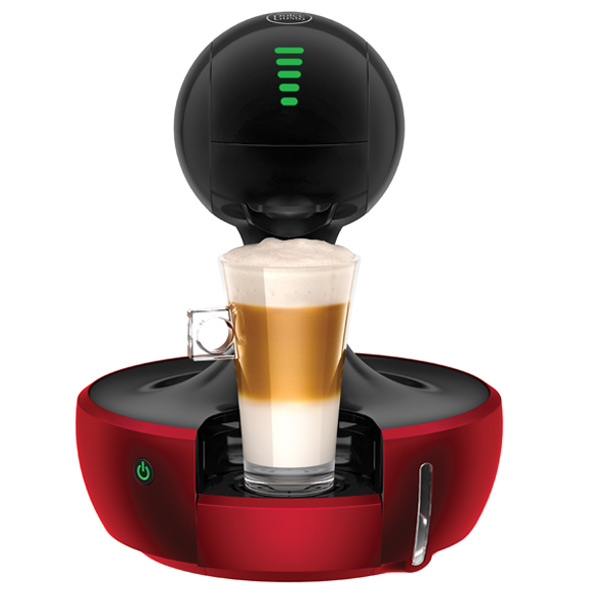 NESCAFE Dolce Gusto Drop Automatic Coffee Machine Metallic Red (Rent-to-Own)