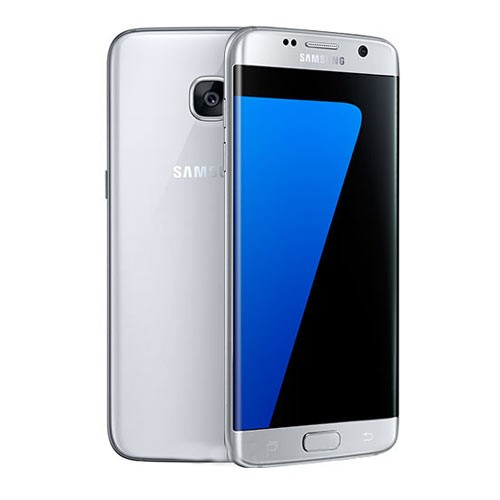 Samsung Galaxy S7 Edge 32GB Silver Smartphone (Factory Unlocked)