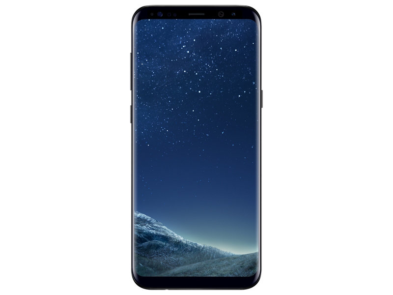 Samsung Galaxy S8+ (S8 Plus) 64GB Unlocked Phone (Midnight Black) (Rent-to-Own)