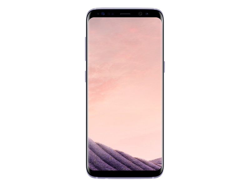 Samsung Galaxy S8 64GB Unlocked Phone (Orchid Gray) (Rent-to-Own)