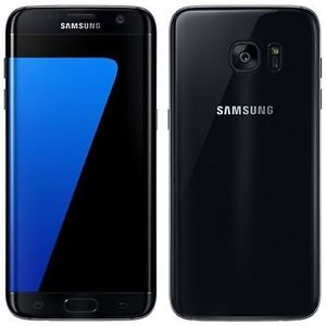 Samsung S7 Edge Cell Phone (Black) (Rent-To-Own)