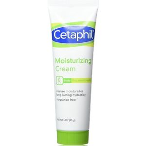 Cetaphil Moisturizing Cream (Tube)