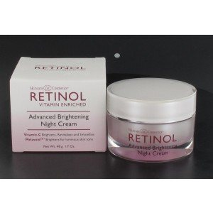 Retinol Advanced Brightening Night Cream