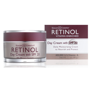 Retinol Day Cream