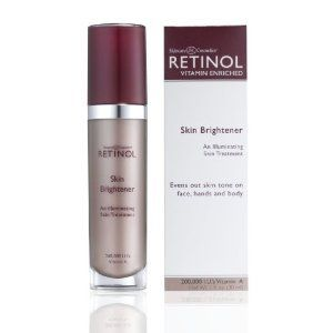 Retinol Skin Brightener Illuminating Skin Treatment