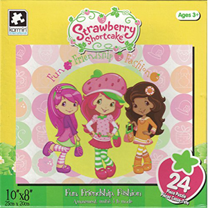 Strawberry Shortcake Puzzle