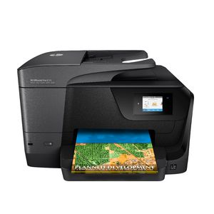 HP OfficeJet Pro 8710 Wireless All-in-One Photo Printer with Mobile Printing (Rent to Own)