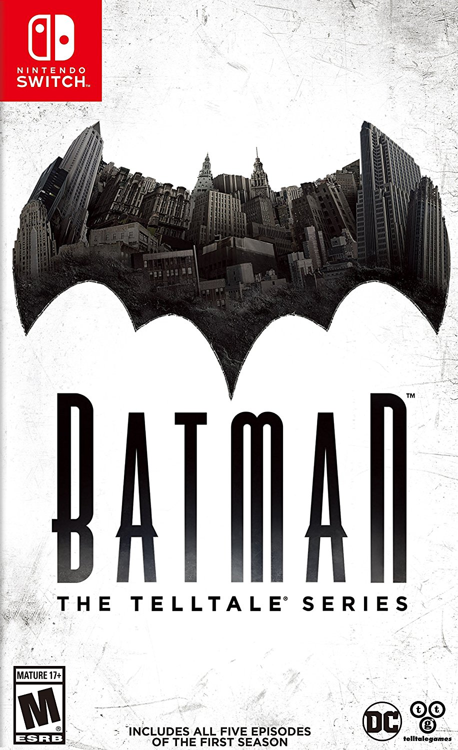 Batman: Telltale Series Season 1