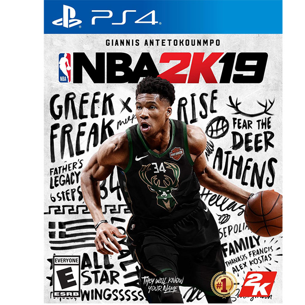 NBA 2K19 - PlayStation 4 (PS4) (RENT)