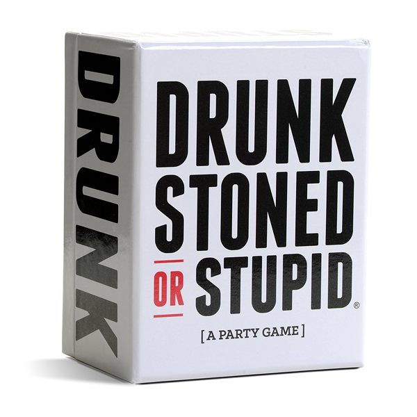 DRUNK STONED OR STUPID [A Party Game] (RENT)
