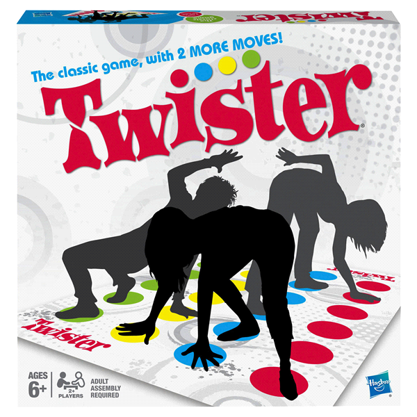 Twister Game (RENT)