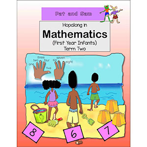 Hopalong In Mathematics - 1st Year Infants: Pat and Sam Goes To The Beach (Term 2)