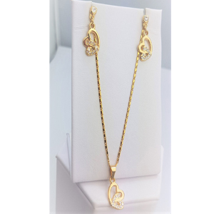 Set Necklace & Earring