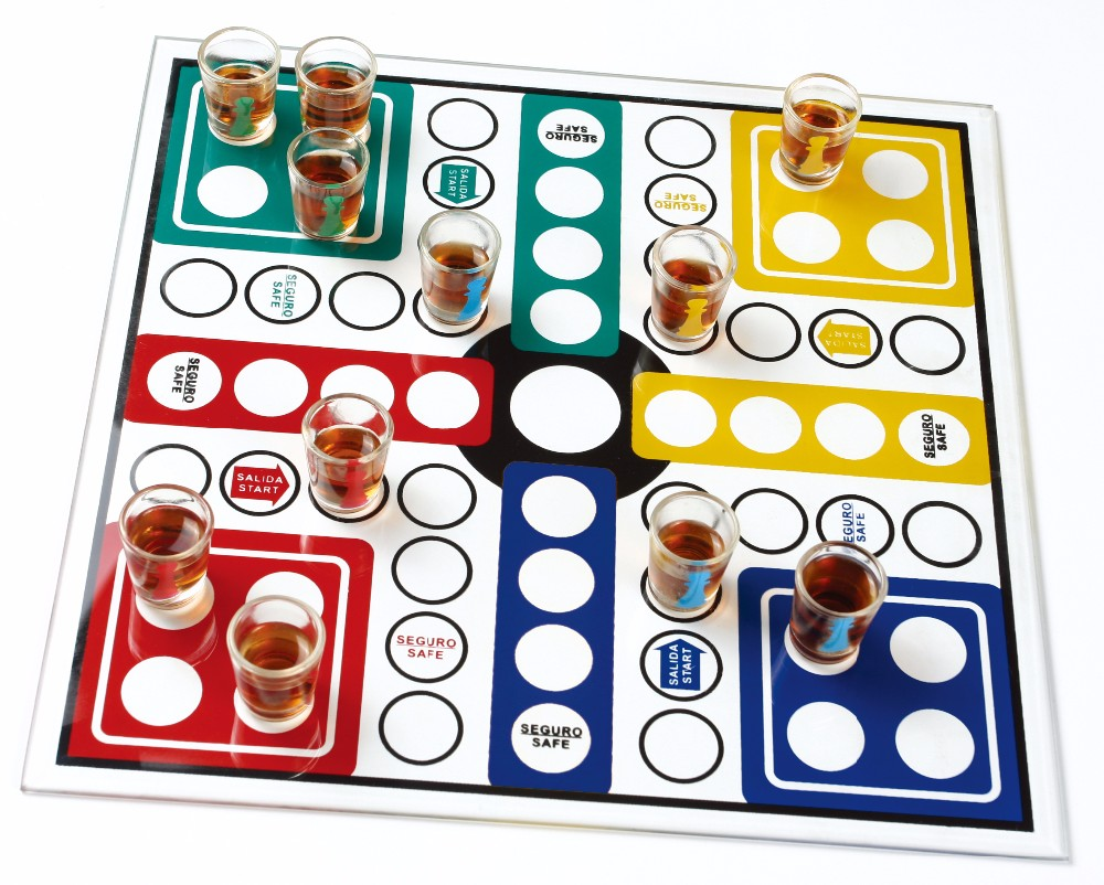 Giant Ludo Drinking Game  (2 Days Rental)
