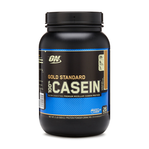 OPTIMUM NUTRITION GOLD STANDARD 100% CASEIN (CHOCOLATE PEANUT BUTTER) 2LB