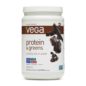 VEGA PROTEIN AND GREENS (CHOCOLATE FLAVOR - 19 SERVINGS)