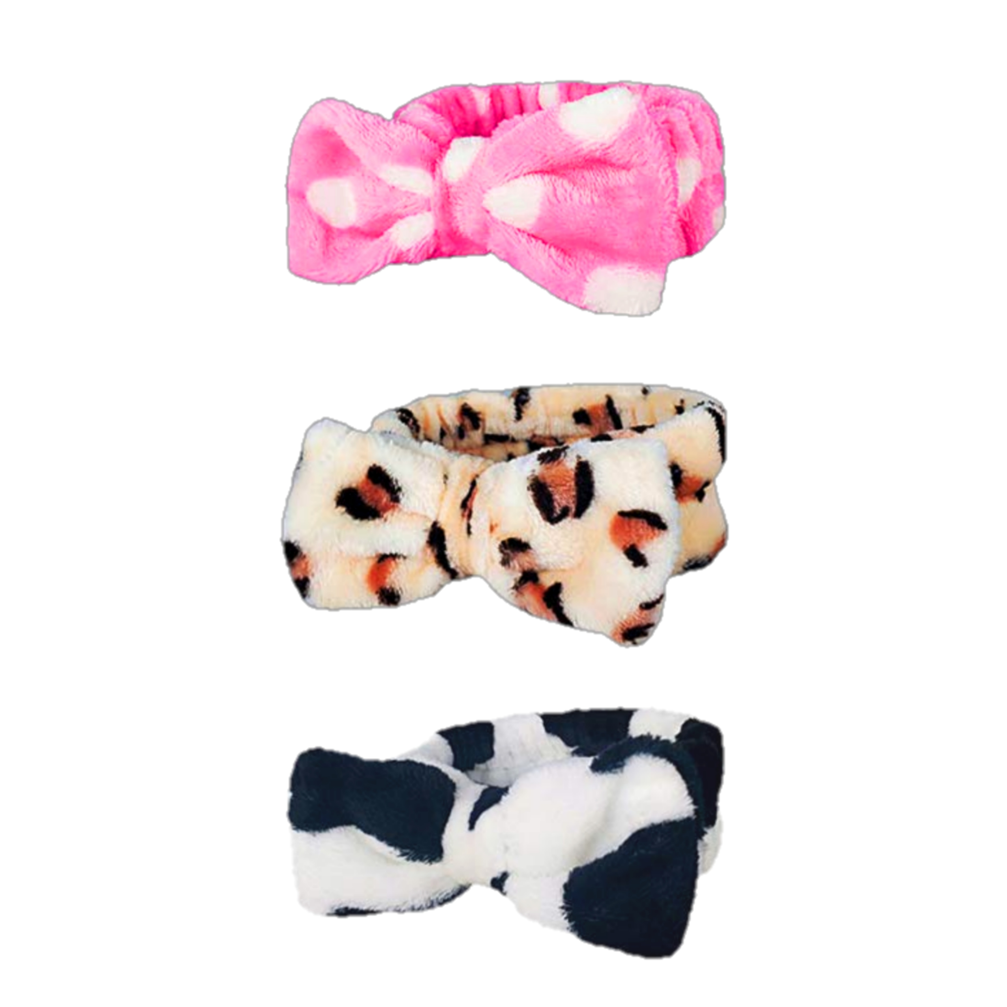 Fluffy Spa Headbands