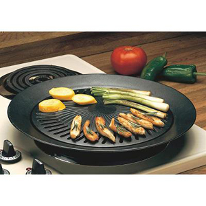 Chefmaster Smokeless Indoor Stove Top Barbeque Grill