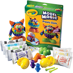 CRAYOLA MODEL MAGIC - PRESTO DOTS