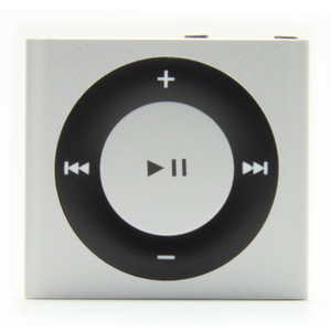 Apple iPod shuffle 2GB Silver (4th Generation) NEWEST MODEL