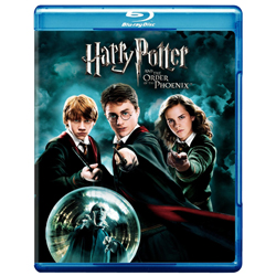 "Harry Potter And The Order Of The Phoenix [Blu-ray] ""Sneak Peek Video\"""