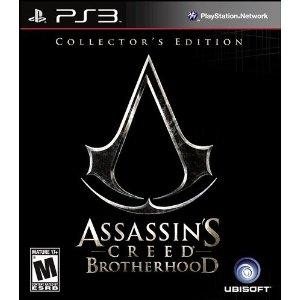 Assassin's Creed: Brotherhood Collector's Edition (PS3)
