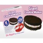 Giant Cookie Maker - Silicone Bakeware Set