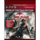 Dead Island Special Ed (PS3)