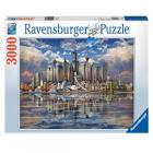 Ravensburger North American Skyline Puzzle (3000-Piece)