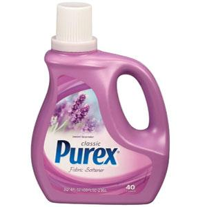 Purex Liquid Fabric Softener Sweet Lavender & Cotton 100oz