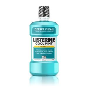 COOL MINT LISTERINE Antiseptic Mouthwash