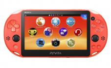 PlayStation Vita Wi-Fi model Neon Orange (PS Vita)