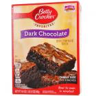 BETTY CROCKER BROWNIE MIX DARK CHOCOLATE 563G