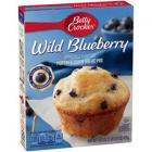 BETTY CROCKER WILD BLUEBERRY MUFFIN & QUICK BREAD MIX 348G