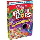KELLOGG'S FROOT LOOPS WITH MARSHMALLOWS 357G