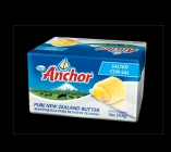 ANCHOR SALTED BUTTER 454G