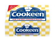 COOKEEN FOR QUALITY BREAD & PASTRY MARGARINE 227G