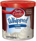BETTY CROCKER FROSTING WHIPPED VANILLA 340G